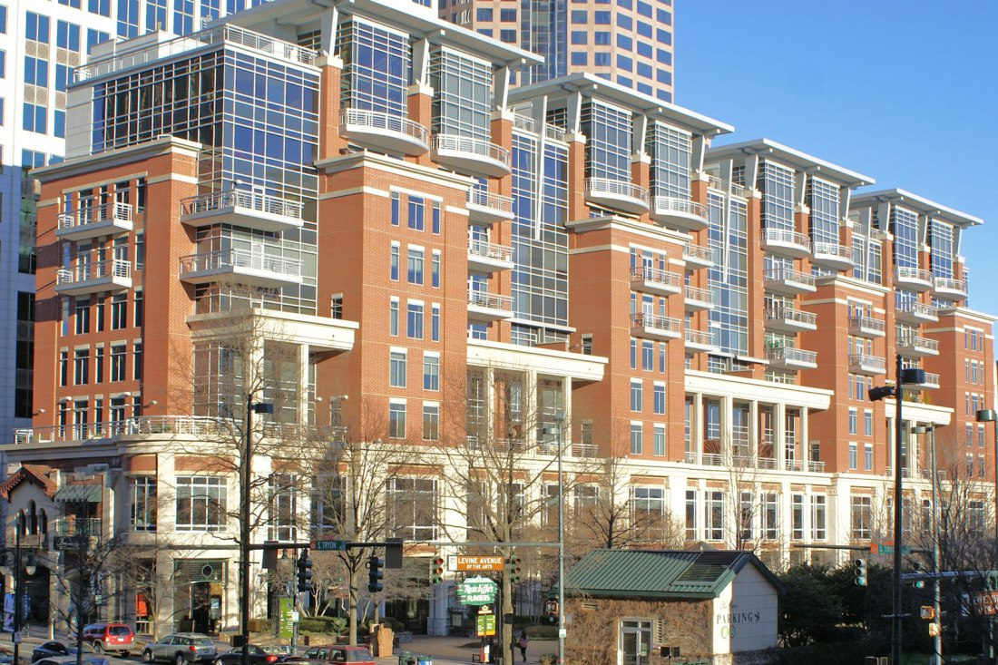 The Ratcliffe Condos in Uptown Charlotte