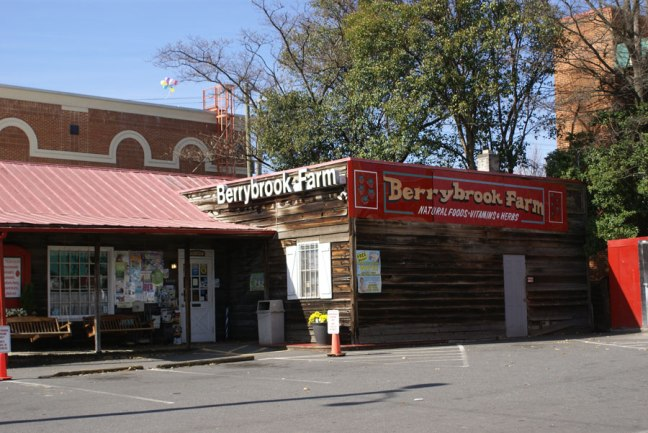 Berry Brook Farms, one of our favorite places.