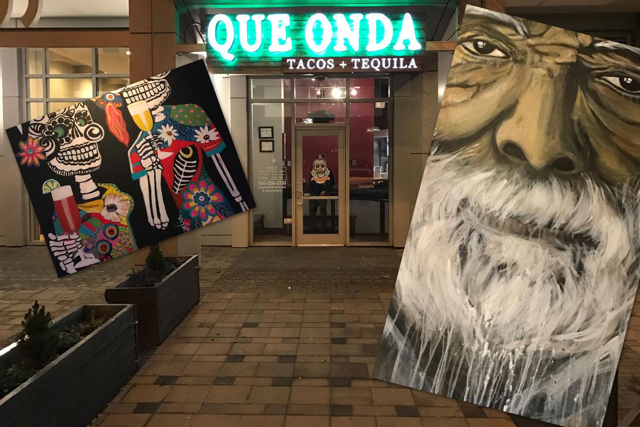 Que Onda Tacos and Tequila
