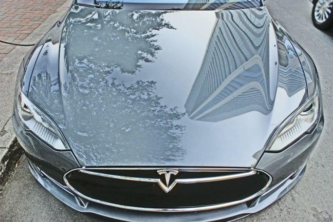 Tesla is my dream car.