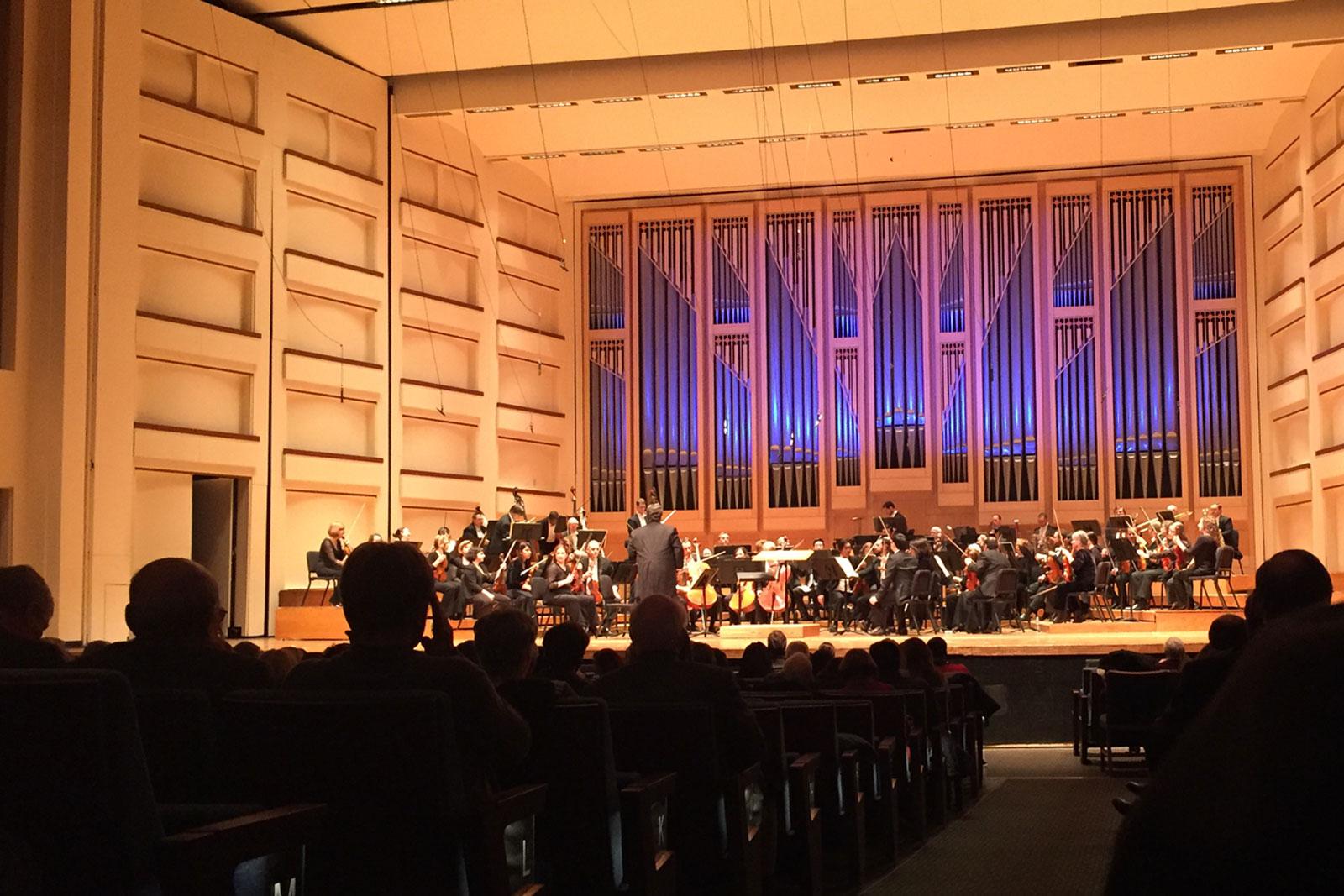 The Charlotte Symphony