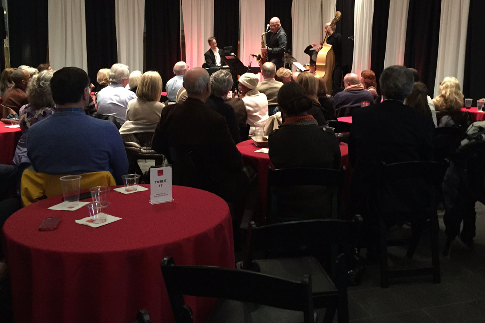 Jazz at the Bechtler