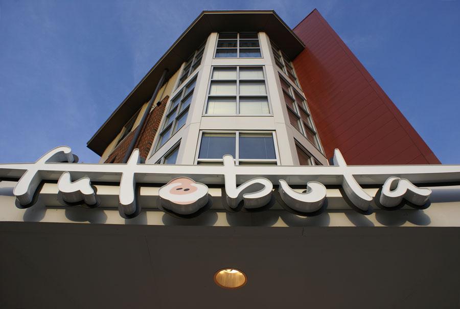 A photo of a futo .. actually the futo buta ramen restaurant  in the South End near Uptown Charlotte