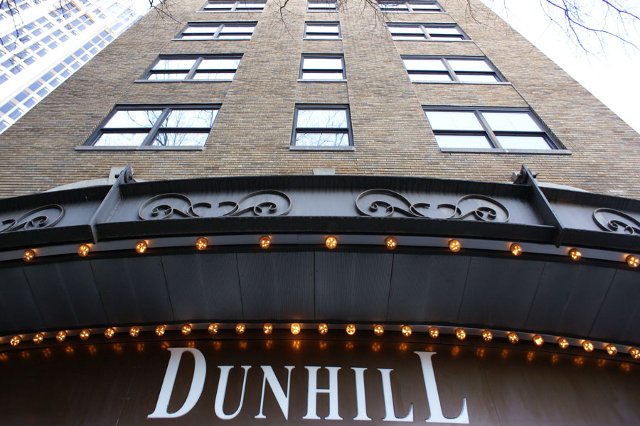 The Dunhill Hotel in Uptown Charlotte